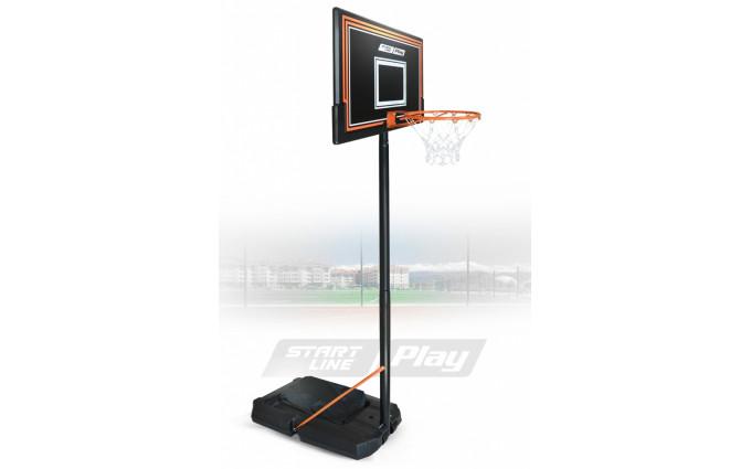 Мобильная баскетбольная стойка SLP Standard-090