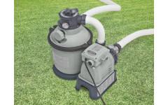 Песочный фильтр-насос 220В, 4000 л/ч Intex 28644