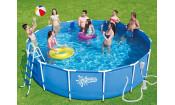 Бассейн каркасный 457х122см Summer Escapes Р20-1548-В