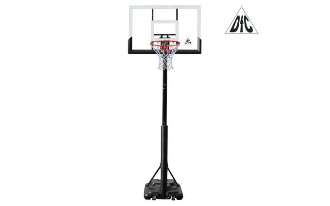 Баскетбольная мобильная стойка Dfc Stand48p 120x80cm поликарбонат
