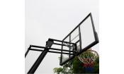 Баскетбольная мобильная стойка Dfc Stand50p 127x80cm поликарбонат винт. рег-ка