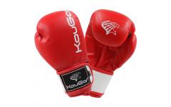 Перчатки боксерские KouGar KO200-8, 8oz, красный
