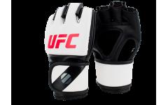 Перчатки MMA для грэпплинга 5 унций (Белые L/XL) UFC