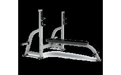 Скамья для жима MATRIX G1-FW163 серебристый