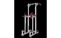 Турник/Пресс/Брусья Bronze Gym H-027 (коричневый)