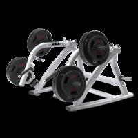 Присед/ Становая тяга/ Выпад MATRIX MAGNUM MG-PL79 (серебристый)