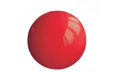 Гимнастический мяч, 65 см, красный FITEX PRO